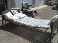 I have a made use of Invacare Electric bed. Selling
