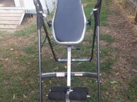 BodyFit by Sports Authority Inversion Table This is