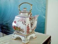 Japanese Garden Ceramic art Showa period (1926-1988)