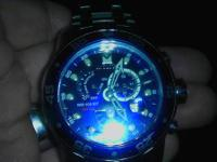 I have an Invicta diver's watch that I never wear.So