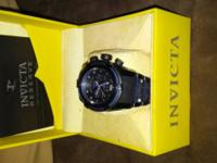 invicta bolt Zeus swiss made open box never used only