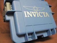 We are selling this 3 watch slot Invicta pelican watch
