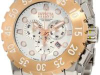 This Invicta watch is fantastic, big n never ever worn