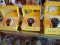 WE HAVE NINE INVICTA WATCHES THAT JUST ARRIVED,