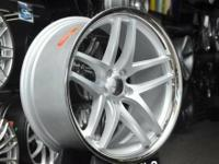 Invoit wheels. Sizes: 19x8.5, 19x9.5. Bolt Pattern-
