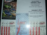 Iowa Speedway race Tickets; Newton Iowa Camping at the