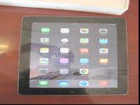 Ipad 2 2nd Gen with 16GB, wi-fi only, included is the