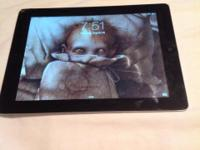 Ipad 3gen 16gb Asking 200 firm charger included-screen