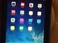 Great condition iPad as its been in a case for most of