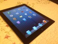 This is a iPad 4th gen mint works perfect comes with