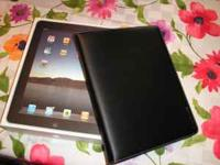 For sale, hardly used IPad Wi-Fi 16 gb Black. Comes