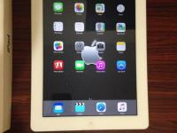 IPAD4 32GB white for $250 (excellent condition like