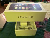 I have a brand new AT&T iPhone 5S 16GB SPACE Gray that