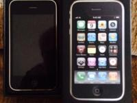 AT&T iPhone 3Gs with 32 Gigabytes memory, Black; Fully