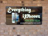 "We specialize ""Solely"" with apple iphone, iPad & iPod"