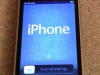 Black, 16gb iPhone 3GS in great working order. Screen