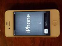 White verizon iphone 4 for sale $150 obo there is