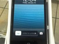 Like-New iPhone 4 16GB. Dark. Verizon for only $159.00.