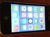 iPhone 4 16GB for Verizon service.  Clean
