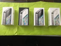 Boxes for Iphone 4 and 4s to make your gifts look