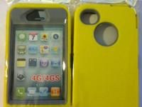 I have Brand new Iphone 4/4S Heavy duty case for sale.