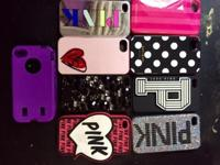 iPhone 4/4S, Victoria's Secret/PINK, Kate Spade and
