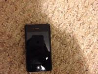 iPhone 4. In good condition. really good battery life.