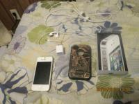 I have a Verizon IPHONE 4 in very good condition. It