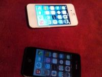 For sale is two practically brand-new iPhone 4 for