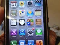 I offer a used iPhone 4 16gb in the color of black. It