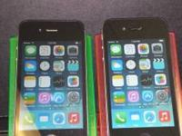 We Are Stocked On IPHONE 4's 8GB & 16 GB Black and