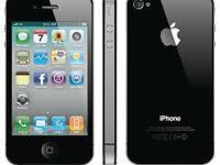 IPHONE 4 VERIZON.  RARE 32GB BLACK IN GOOD CONDITION