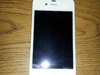 I have a white at&t Iphone 4s 32gb clean esn#...the