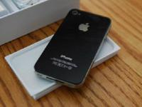 Apple iPhone 4S 64 GB Black AT&T This is a brand new