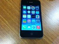 I have an iPhone 4S 64gb black in good condition.  It