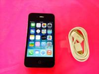 Apple iphone 4s 8gb AT&T black UNLOCKED WORLDWIDE.