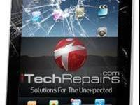 CRACKED SCREEN? Let iTechRepairs help you today! Most