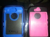 I have 2 otterbox case's and one skin w / clear hard