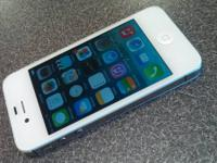 We have a iPhone 4S 16gb White for Sprint. This phone