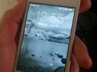 Sprint Clean ESN white 16GB comes with phone, charger