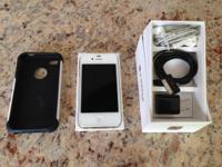 I am offering my Verizon iPhone 4S w / original product