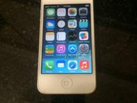 Iphone 4 verizon, Clean Esn, updated software