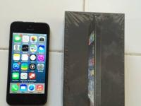 Apple Iphone 5 ATT 32G Black, bought this phone brand