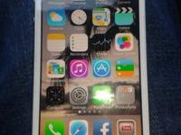 I have a white at&t iPhone 5 32GB for sale. It has no