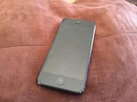 Gently used iPhone 5 32GB with case. Has had a screen