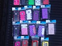 I have alot of iphone 5 5s 5c cases 4 sale the range