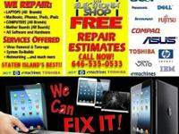 iPHONE 5,5s,5c Screen Repair-Installed in 25 minutes!