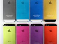 We can make your Black or White iPhone to green,