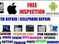 PHONE REPAIR SERVICES  WE ALSO SELL IPHONE 4, 4S, 5,