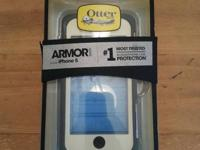 Hi I have a white and blue Otterbox Armor Series iPhone